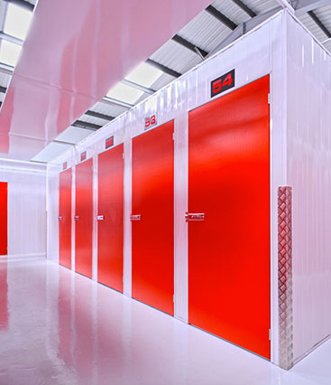 DT self store - Kuboid rooms