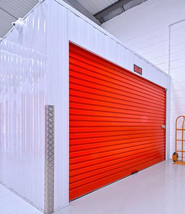 DT self store - Kuboid internal room